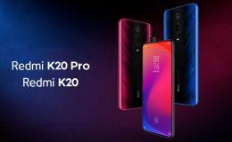 Redmi K20 และ K20 Pro มากับชิป Snapdragon 855